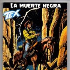 Cómics: TEX LA MUERTE NEGRA (SERGIO BONELLI 2001). Lote 234435130