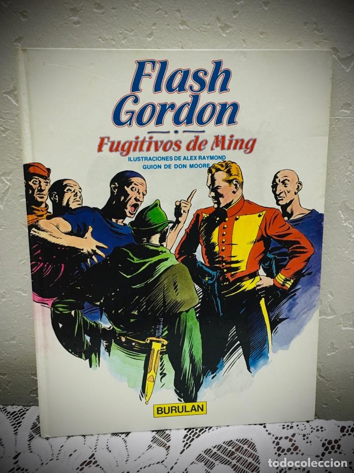 CÓMIC - FLASH GORDON (FUGITIVOS DE MING) (Tebeos y Comics - Buru-Lan - Flash Gordon)