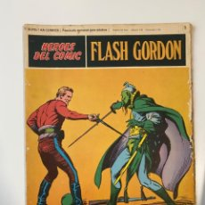 Cómics: FLASH GORDON. BURU LAN COMICS. SOLO LAS PORTADAS. TOMO 1. FASCÍCULOS DEL Nº 1 AL 12. VER FOTOS. Lote 235291850