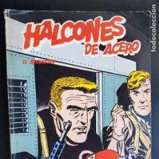 Cómics: TEBEO / CÓMIC HALCONES DE ACERO EL SECUESTRO BURU LAN 1974. Lote 235335955