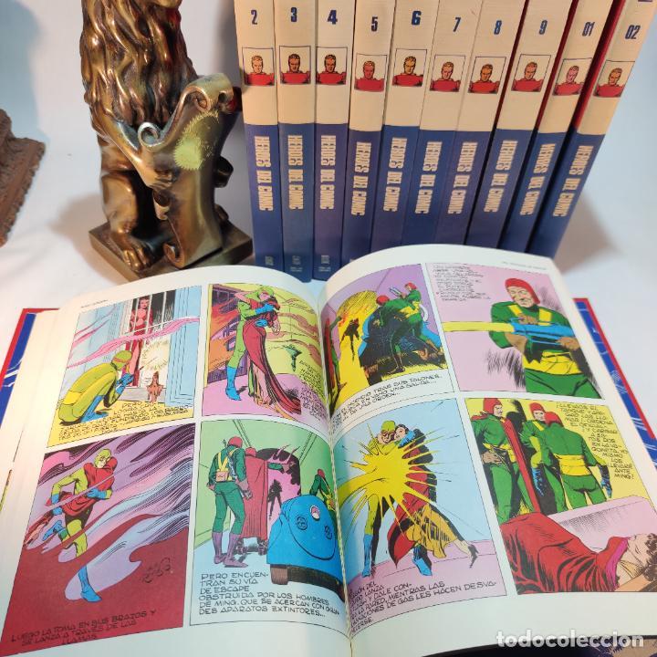 Cómics: Colección Flash Gordon completa. Buru lan. Perfecto estado de conservación. 11 tomos. 1972. - Foto 8 - 236540545