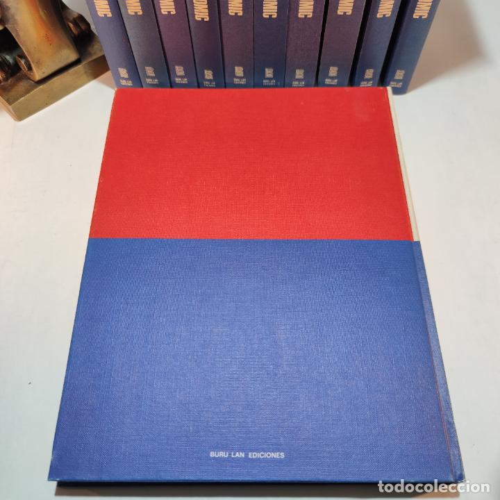 Cómics: Colección Flash Gordon completa. Buru lan. Perfecto estado de conservación. 11 tomos. 1972. - Foto 10 - 236540545