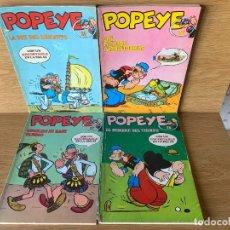 Fumetti: LOTE POPEYE - BURULAN - 1970 (NÚMEROS 26 AL 33 Y 35 AL 43). Lote 236710390