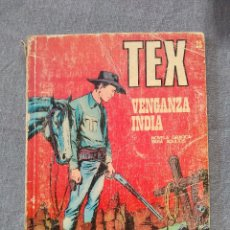 "Cómics: TEX Nº 25 ""VENGANZA INDIA"". Lote 236869635"