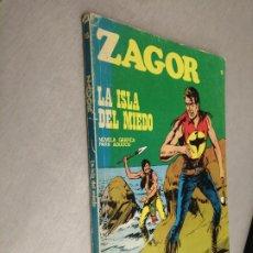 Cómics: ZAGOR Nº 15 / BURU LAN. Lote 237167435
