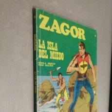 Cómics: ZAGOR Nº 15 / BURU LAN. Lote 237167495