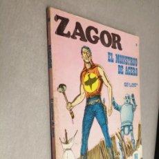 Cómics: ZAGOR Nº 16 / BURU LAN. Lote 237167675