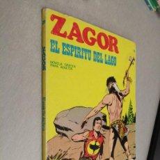 Cómics: ZAGOR Nº 29 / BURU LAN. Lote 237168340