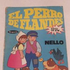 Cómics: EL PERRO DE FLANDES Nº 1 - NELLO-- BRUGUERA AÑO 1978. Lote 237193805