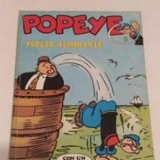 Cómics: POPEYE Nº 8 - POPEYE ALMIRANTE-- BURU LAN AÑO 1971. Lote 237194815