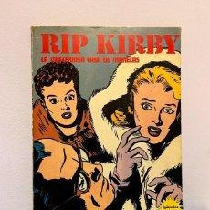 Cómics: LOTE RIP KIRBY 1974 3 VOLÚMENES. Lote 238048950