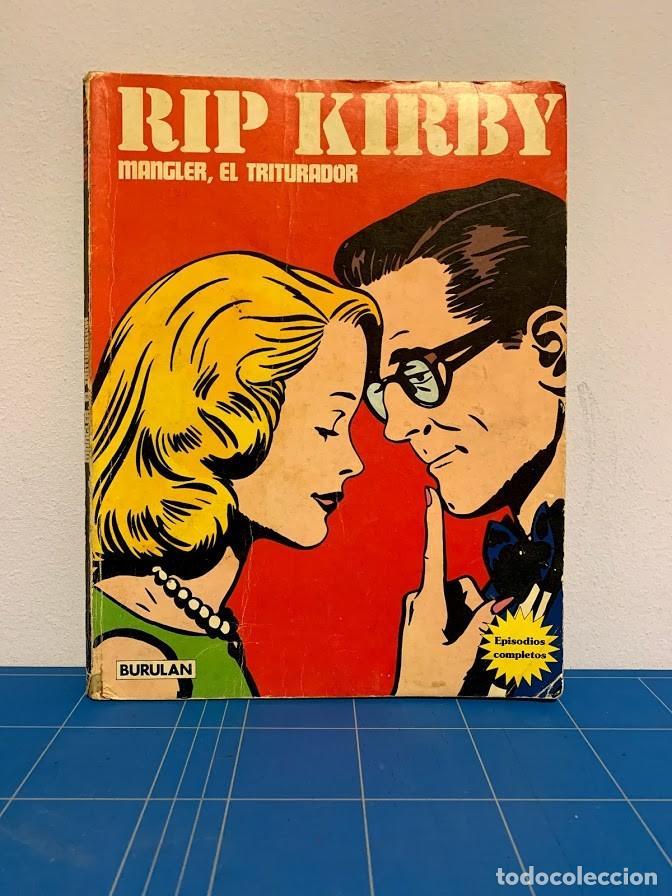 Cómics: Lote RIP KIRBY 1974 3 volúmenes - Foto 4 - 238048950