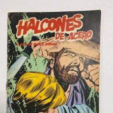Cómics: HALCONES DE ACERO. EL PLAN DE MISTER KINKADE.BURULAN EDICIONES. NAVARRA, 1973. EPISODIOS COMPLETOS.. Lote 238591635