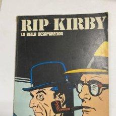 Cómics: RIP KIRBY. LA BELLA DESAPARECIDA. BURULAN EDICIONES.. Lote 238769880