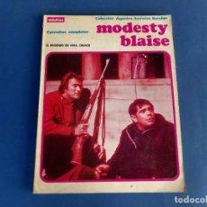 Cómics: MODESTY BLAISE TOMO Nº 3 - BURU-LAN. Lote 238791960