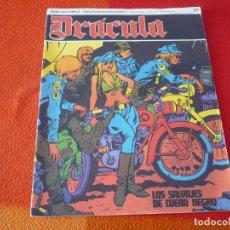 Cómics: DRACULA Nº 26 BURU LAN COMICS FASCICULO SEMANAL. Lote 238801865