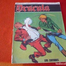 Cómics: DRACULA Nº 28 BURU LAN COMICS FASCICULO SEMANAL. Lote 238802075