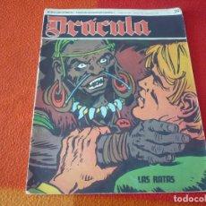 Cómics: DRACULA Nº 29 BURU LAN COMICS FASCICULO SEMANAL. Lote 238802210