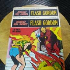 Cómics: FLASH GORDON LOTE 2N° 28-29 (BURULAN). Lote 239579510