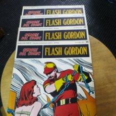 Cómics: FLASH GORDON LOTE DE 4N° 21-22-23-24 (BURULAN). Lote 239581425