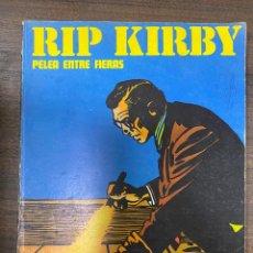 Cómics: RIP KIRBY. PELEA ENTRE FIERAS. EPISODIOS COMPLETOS. BURULAN.. Lote 239586225