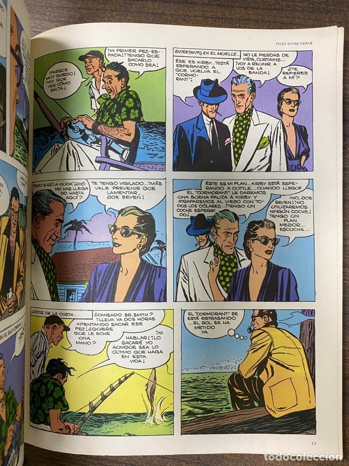 Cómics: RIP KIRBY. PELEA ENTRE FIERAS. EPISODIOS COMPLETOS. BURULAN. - Foto 2 - 239586225