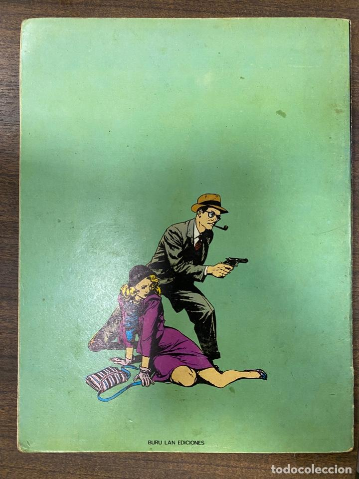Cómics: RIP KIRBY. PELEA ENTRE FIERAS. EPISODIOS COMPLETOS. BURULAN. - Foto 3 - 239586225