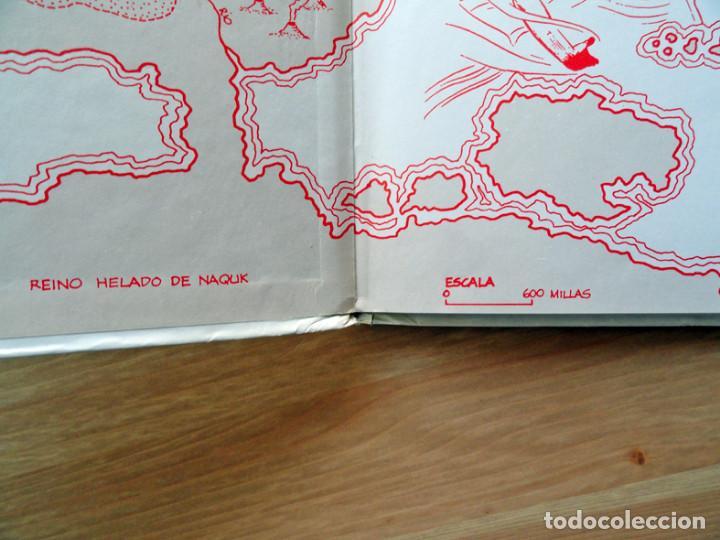 Cómics: FLASH GORDON. HEROES DE PAPEL. DE LA TIERRA A MONGO. - FLASH GORDON. EL REINO DE ARBORIA. - Foto 5 - 239600630