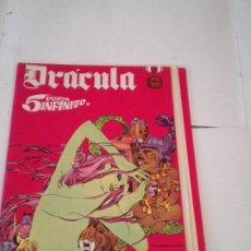 Cómics: DRACULA - TAPAS PARA ENCUADERNAR EL TOMO 3 - BURU LAN - MUY BUEN ESTADO - COMPLETO - GORBAUD. Lote 239940215