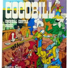 Cómics: COCOBILL N° 2 COCOBILL CONTRA NADIE - HÉROES DE PAPEL - JACOVITTI - BURULAN - 40 PAGINAS COLOR 1973. Lote 241982080