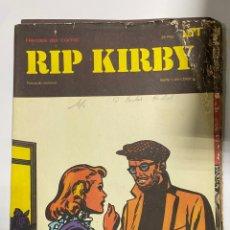Cómics: RIP KIRBY. BURU LAN COMICS. SOLO LAS PORTADAS. TOMO 2. FASCÍCULOS DEL Nº 13 AL 24. VER FOTOS. Lote 242087265