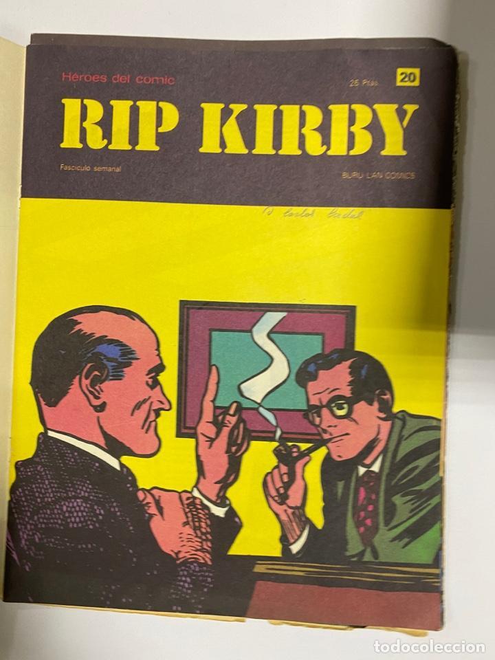 Cómics: RIP KIRBY. BURU LAN COMICS. SOLO LAS PORTADAS. TOMO 2. FASCÍCULOS DEL Nº 13 AL 24. VER FOTOS - Foto 8 - 242087265