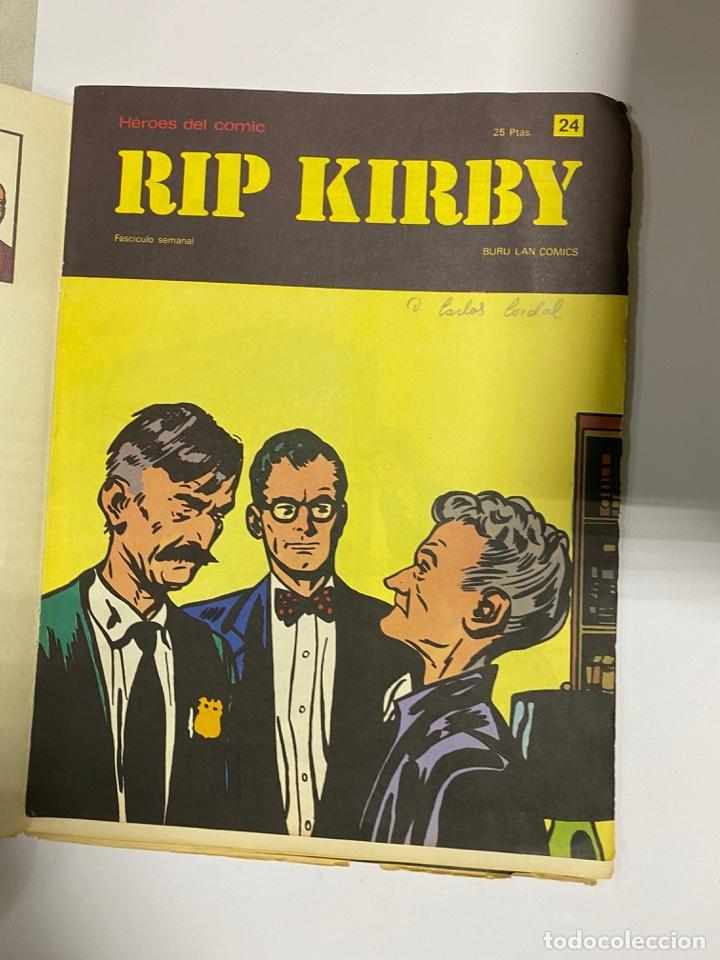 Cómics: RIP KIRBY. BURU LAN COMICS. SOLO LAS PORTADAS. TOMO 2. FASCÍCULOS DEL Nº 13 AL 24. VER FOTOS - Foto 12 - 242087265