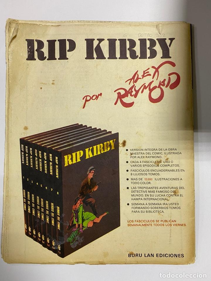 Cómics: RIP KIRBY. BURU LAN COMICS. SOLO LAS PORTADAS. TOMO 2. FASCÍCULOS DEL Nº 13 AL 24. VER FOTOS - Foto 13 - 242087265