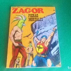 Cómics: ZAGOR - BURU LAN - Nº 58 - PERFECTO ESTADO - COMO NUEVO. Lote 242246390