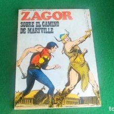 Cómics: ZAGOR - BURU LAN - Nº 57 - MUY BUEN ESTADO. Lote 242247160