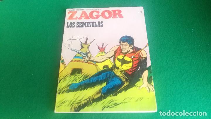 ZAGOR - BURU LAN - Nº 53 (Tebeos y Comics - Buru-Lan - Zagor)