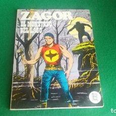 Comics: ZAGOR - BURU LAN - Nº 52 - EXCELENTE ESTADO. Lote 242249010