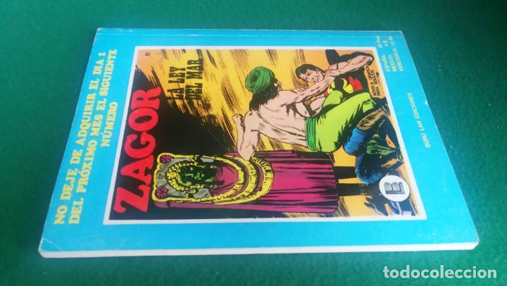 Cómics: ZAGOR - BURU LAN - Nº 50 - EXCELENTE ESTADO - Foto 4 - 242249440