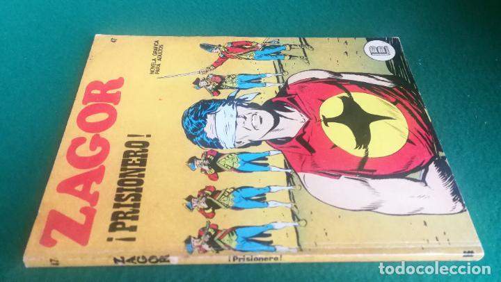 Cómics: ZAGOR - BURU LAN - Nº 47 - BUEN ESTADO - Foto 3 - 242251390