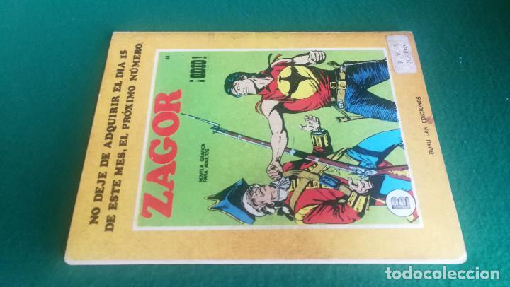 Cómics: ZAGOR - BURU LAN - Nº 47 - BUEN ESTADO - Foto 4 - 242251390