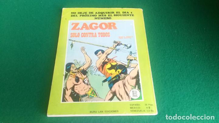 Cómics: ZAGOR - BURU LAN - Nº 44 - BUEN ESTADO - Foto 2 - 242252500