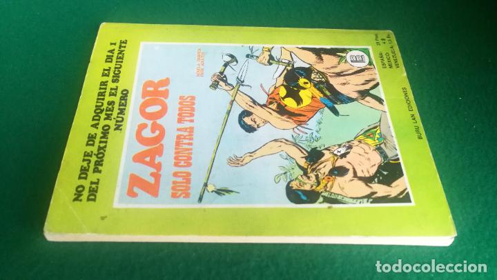 Cómics: ZAGOR - BURU LAN - Nº 44 - BUEN ESTADO - Foto 4 - 242252500