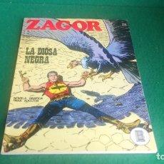Cómics: ZAGOR - BURU LAN - Nº 40 - PERFECTO ESTADO - COMO NUEVO. Lote 242362770