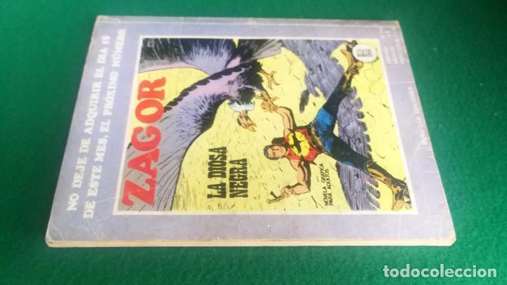 Cómics: ZAGOR - BURU LAN - Nº 39 - Foto 4 - 242364130