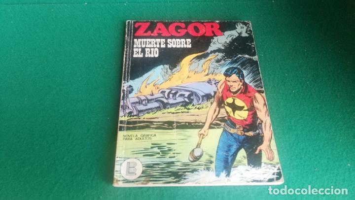 ZAGOR - BURU LAN - Nº 39 (Tebeos y Comics - Buru-Lan - Zagor)