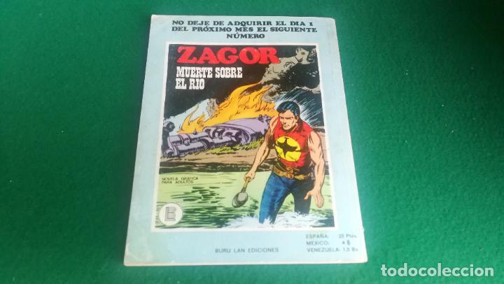 Cómics: ZAGOR - BURU LAN - Nº 38 - BUEN ESTADO - Foto 2 - 242364720