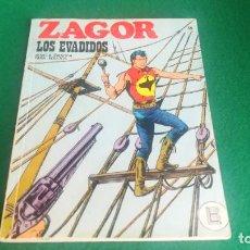 Cómics: ZAGOR - BURU LAN - Nº 38 - BUEN ESTADO. Lote 242364720