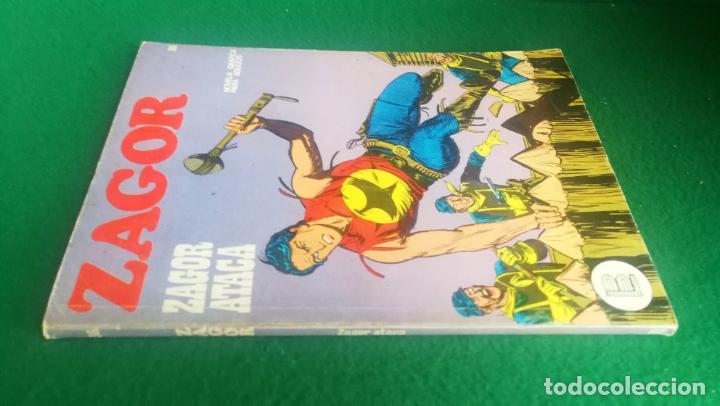 Cómics: ZAGOR - BURU LAN - Nº 36 - MUY BUEN ESTADO - Foto 3 - 242365380