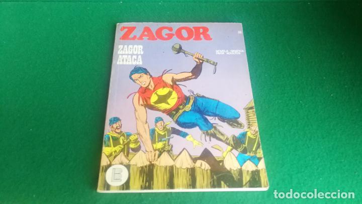 ZAGOR - BURU LAN - Nº 36 - MUY BUEN ESTADO (Tebeos y Comics - Buru-Lan - Zagor)